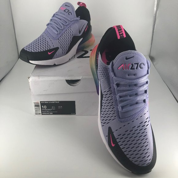 Nike Shoes   Air Max 270 Be True Men